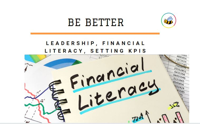 Leadership, Financial Literacy, Setting KPIs